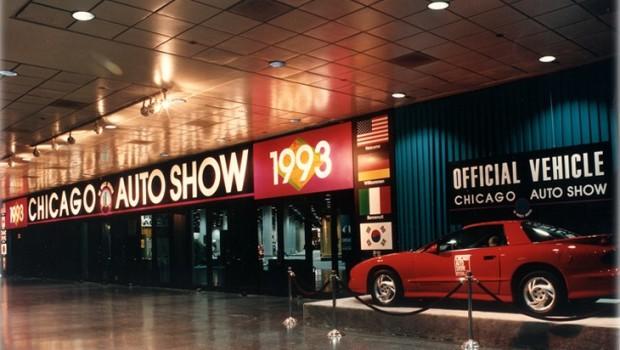 187 1993 Chicago Auto Show