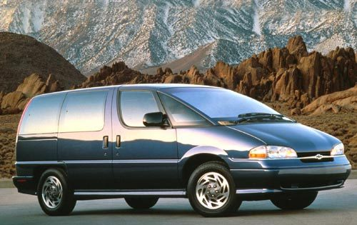 187 1994 Chevrolet Lumina Apv Commercial