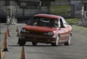 1994 Dodge/Plymouth Neon Test Drive | testdrivejunkie.com