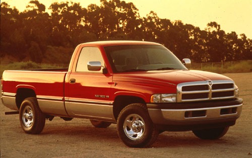 187 1994 Dodge Ram Commercial