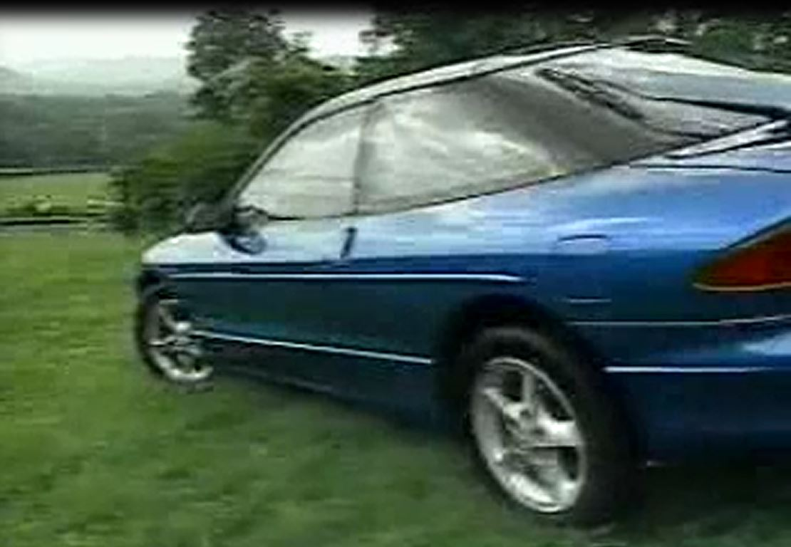 1994 Ford Probe GT Test Drive