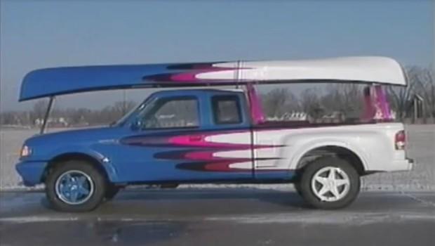 187 1994 Ford Ranger Sea Splash Concept