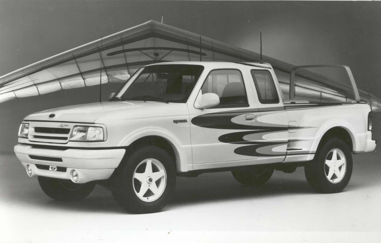 1994 ford ranger sky splash concept