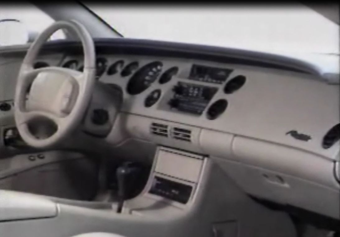 » 1995 Buick Riviera Preview Test Drive