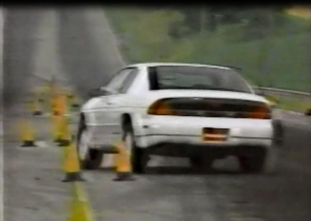 All Chevy 1995 chevrolet monte carlo : 1995 Chevrolet Monte Carlo Z34 Test Drive