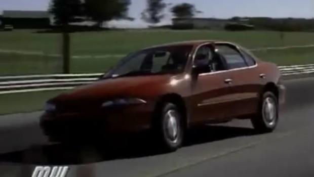» 1995 Chevrolet Cavalier Test Drive
