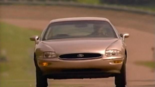 1995 buick riviera manufacturer promo test drive junkie
