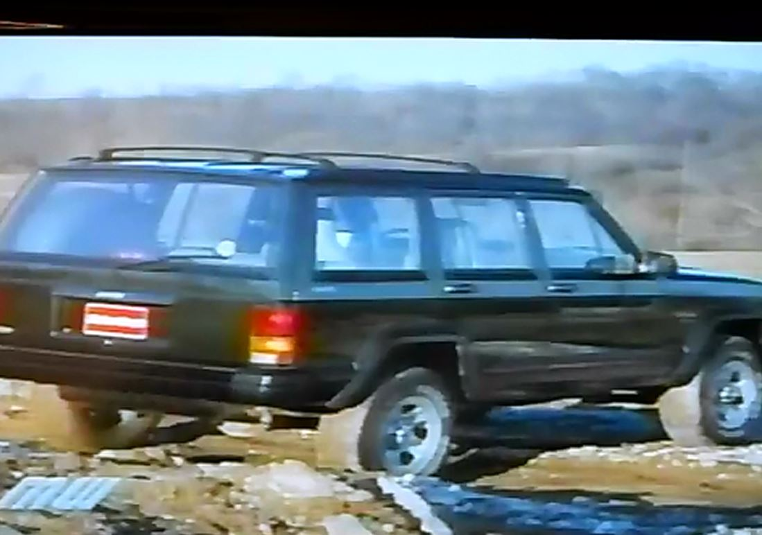 1995 jeep cherokee test drive. Black Bedroom Furniture Sets. Home Design Ideas