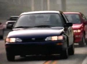» 1995 Kia Sephia Commercial – Toyota Corolla