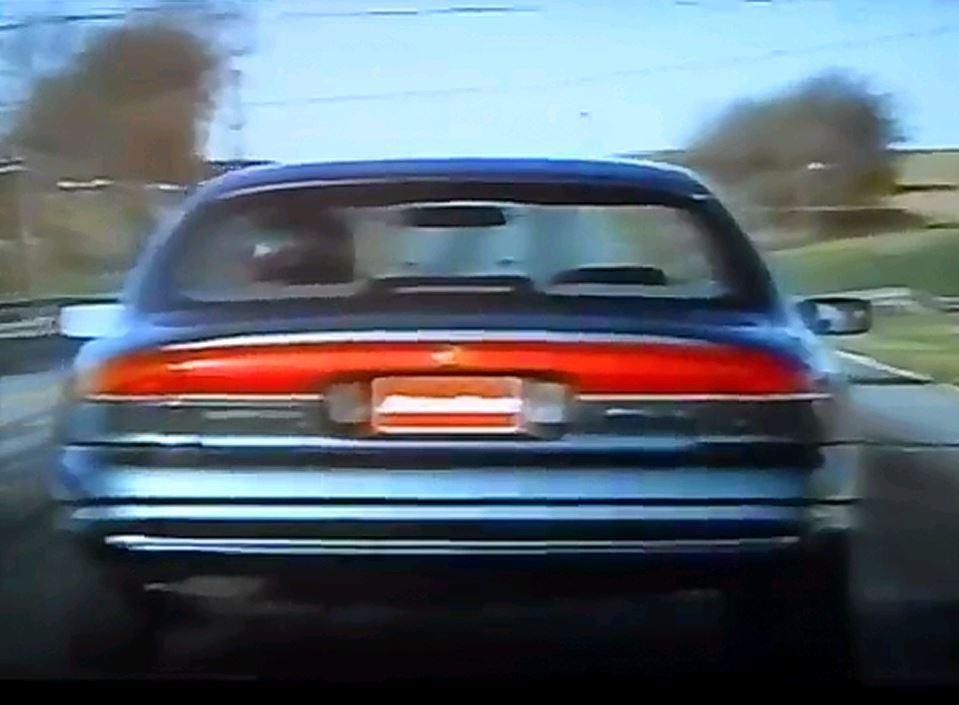 187 1995 Mercury Mystique Test Drive