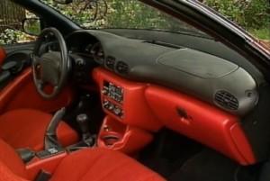 Pontiac Sunfire Convertible X