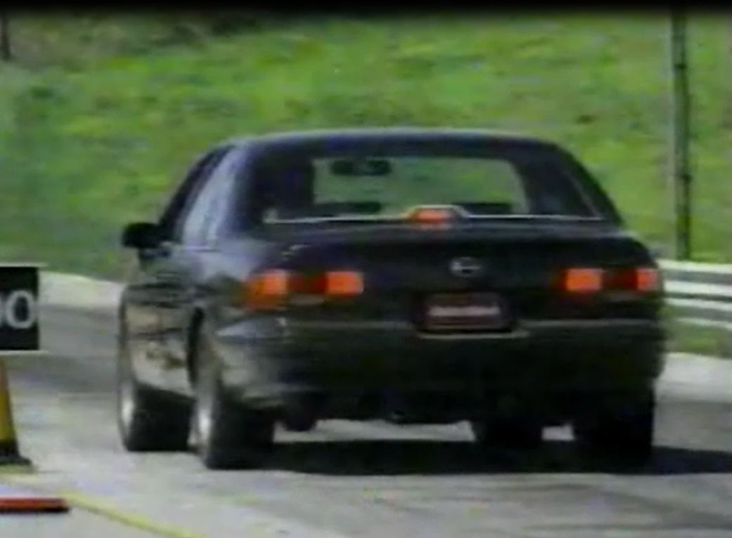 All Chevy 96 chevrolet caprice 1996 Chevrolet Impala SS Jon Moss Concept Test Drive