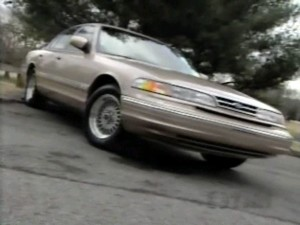 187 1996 Ford Crown Victoria Vs Oldsmobile Lss Comparison