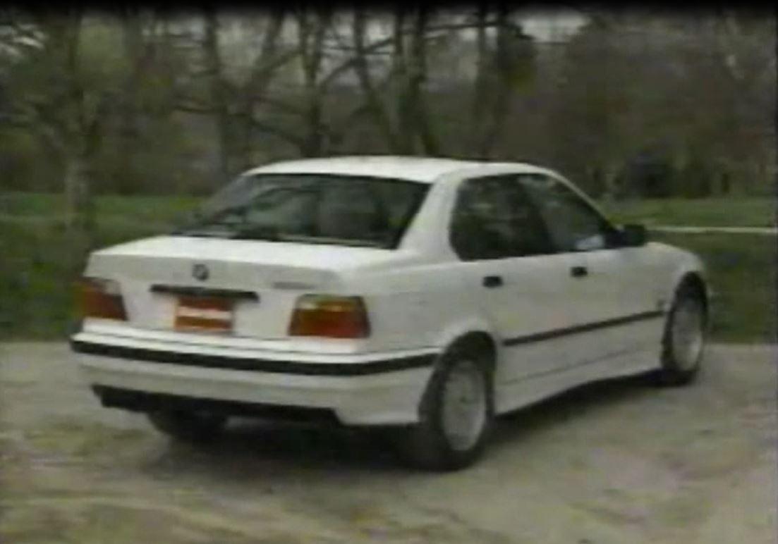 1996 BMW 328i Test Drive