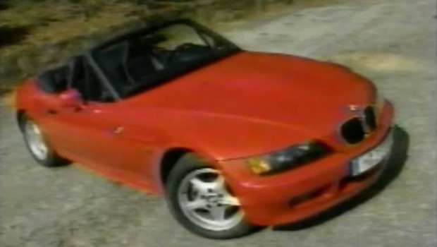 187 1996 Bmw Z3 Test Drive And Plant Tour
