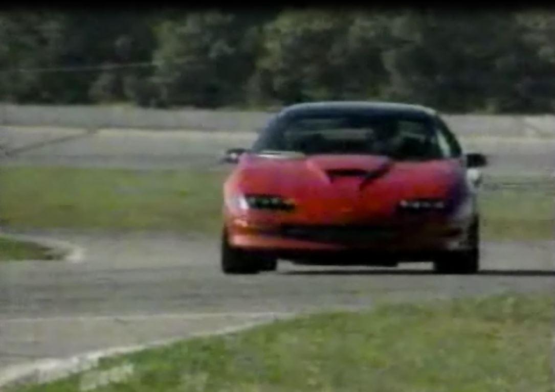 1996 Chevrolet Camaro Z28 SS Test Drive
