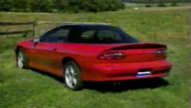 Chevrolet 1996 Camaro Z28 Ss3