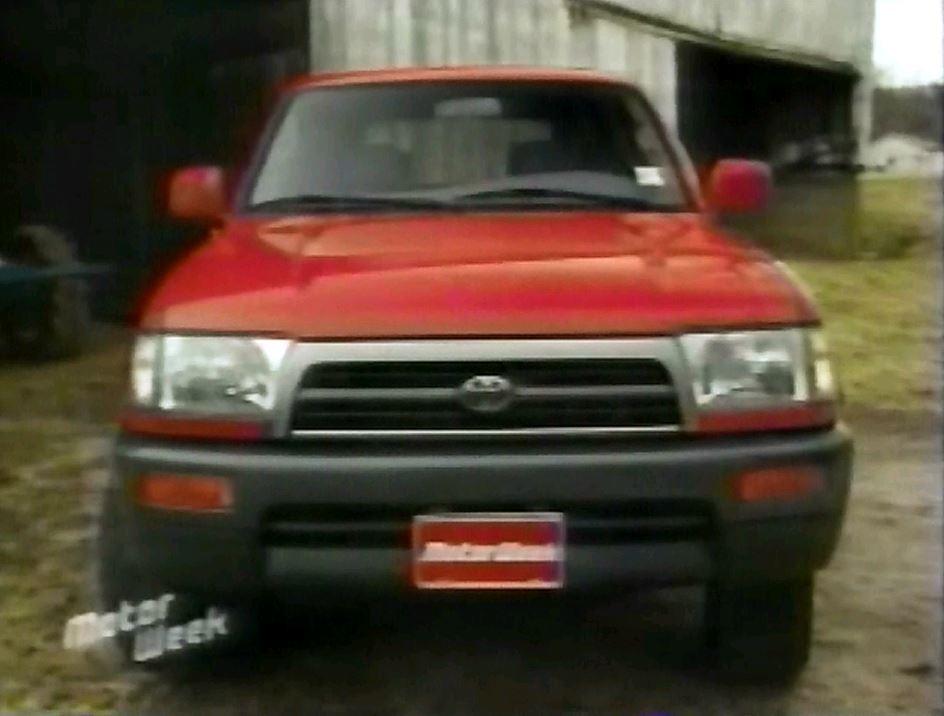 1996 toyota 4runner test drive. Black Bedroom Furniture Sets. Home Design Ideas