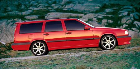 Volvo 850r wagon