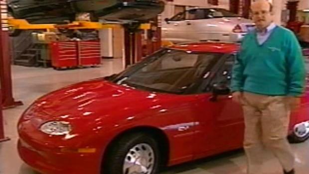 187 1997 General Motors Ev1 Manufacturer Promo
