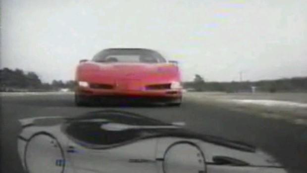 1997 Chevrolet Corvette C5 Test Drive