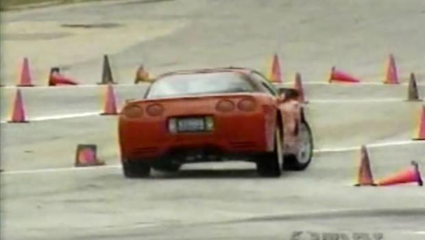 Looking Back 1997 Chevrolet Corvette C5 Test Drive