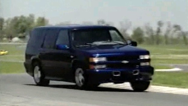 Chevrolet Tahoe Ss X on 1997 Dodge Truck