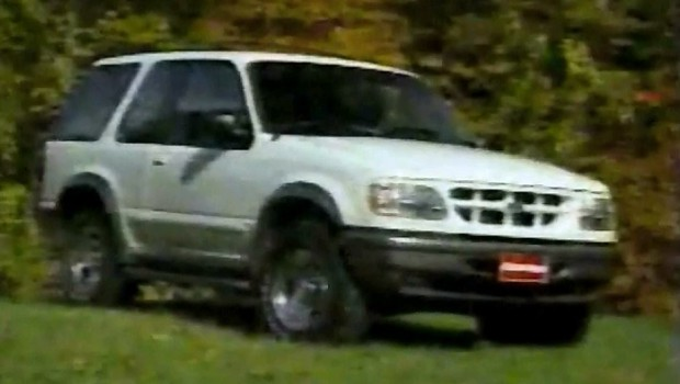 187 1997 Ford Explorer 2 Door Sport Test Drive
