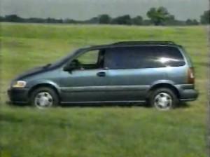 1997 General Motors Min Van Test Drive