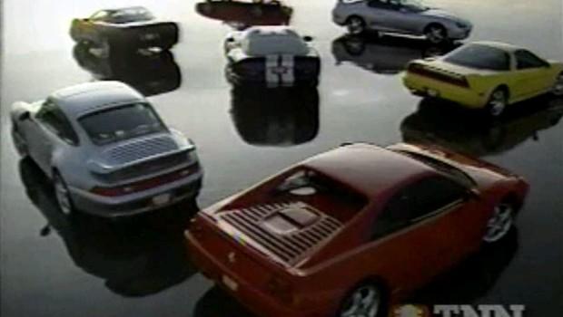 Sports Car Comparison Test - Sports car comparison