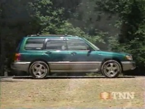 1997 subaru forester test drive sciox Images