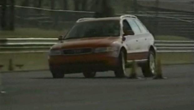 1998 Audi A4 Avant Test Drive