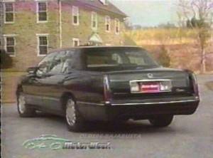 cadillac 1998 deville