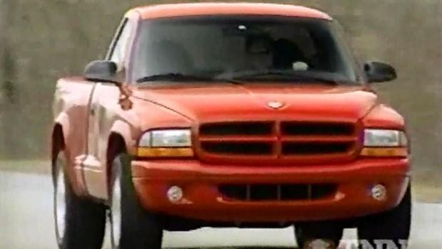1998 Dodge Dakota Rt Test Drive
