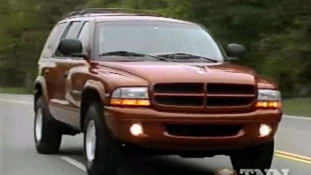 Used Lexus Is 350 >> » 1998 Dodge Durango SLT 4X4 Test Drive