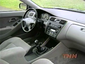 Honda Accord X on 2003 Honda Accord Inside