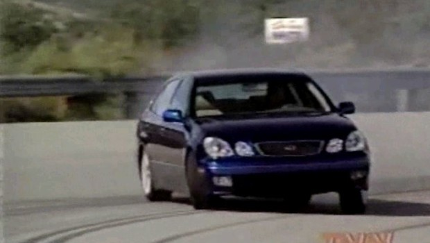 Lexus Gs 350 >> » 1998 Lexus GS Series Test Drive – Import Car of the Year