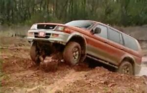 1998 mitsubishi montero sport test drive