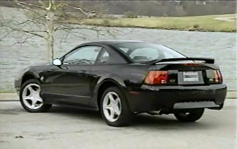 1999 chevrolet camaro z28 vs ford mustang gt comparison test drive