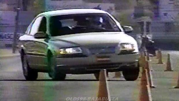 1999 volvo s80 t6 test drive for Magna motors mazda volvo evansville in