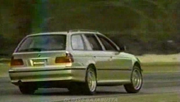 » 1999 BMW 528i & 540i Sport Wagon Test Drive