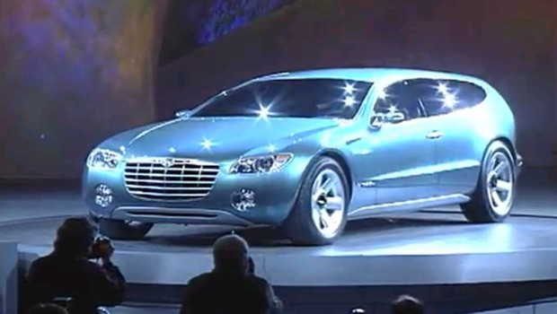 187 1999 Chrysler Citadel Concept Car