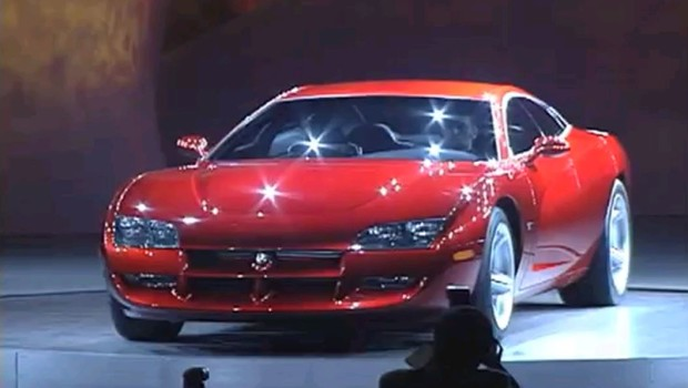 187 1999 Dodge Charger R T Concept Car