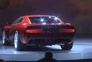 187 1999 Dodge Charger R T Concept Car