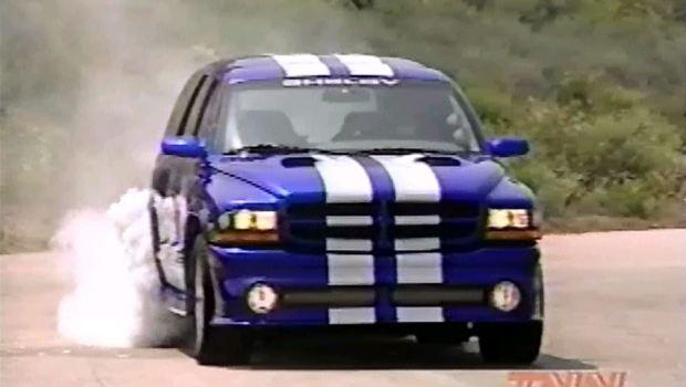 Dodge Durango Shelby X on 1991 Dodge Dakota S
