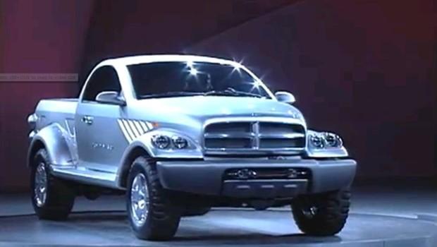 » 1999 Dodge Power Wagon Concept Truck