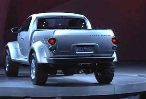 1999 Dodge Power Wagon Concept Truck