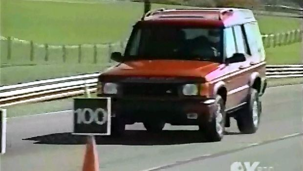 187 1999 Land Rover Discovery Series Ii Test Drive