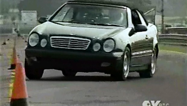 1999 mercedes benz clk320 cabriolet test drive. Black Bedroom Furniture Sets. Home Design Ideas