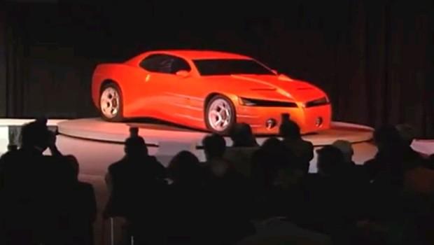 » 1999 Pontiac GTO Concept Car